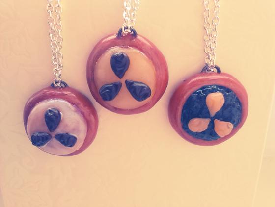 Koláčkové šperky